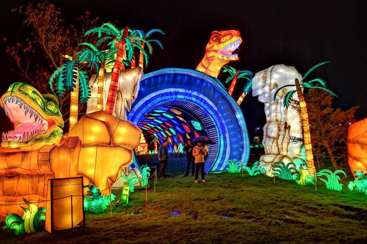 cloverdale lantern festival still closed two months after scheduled