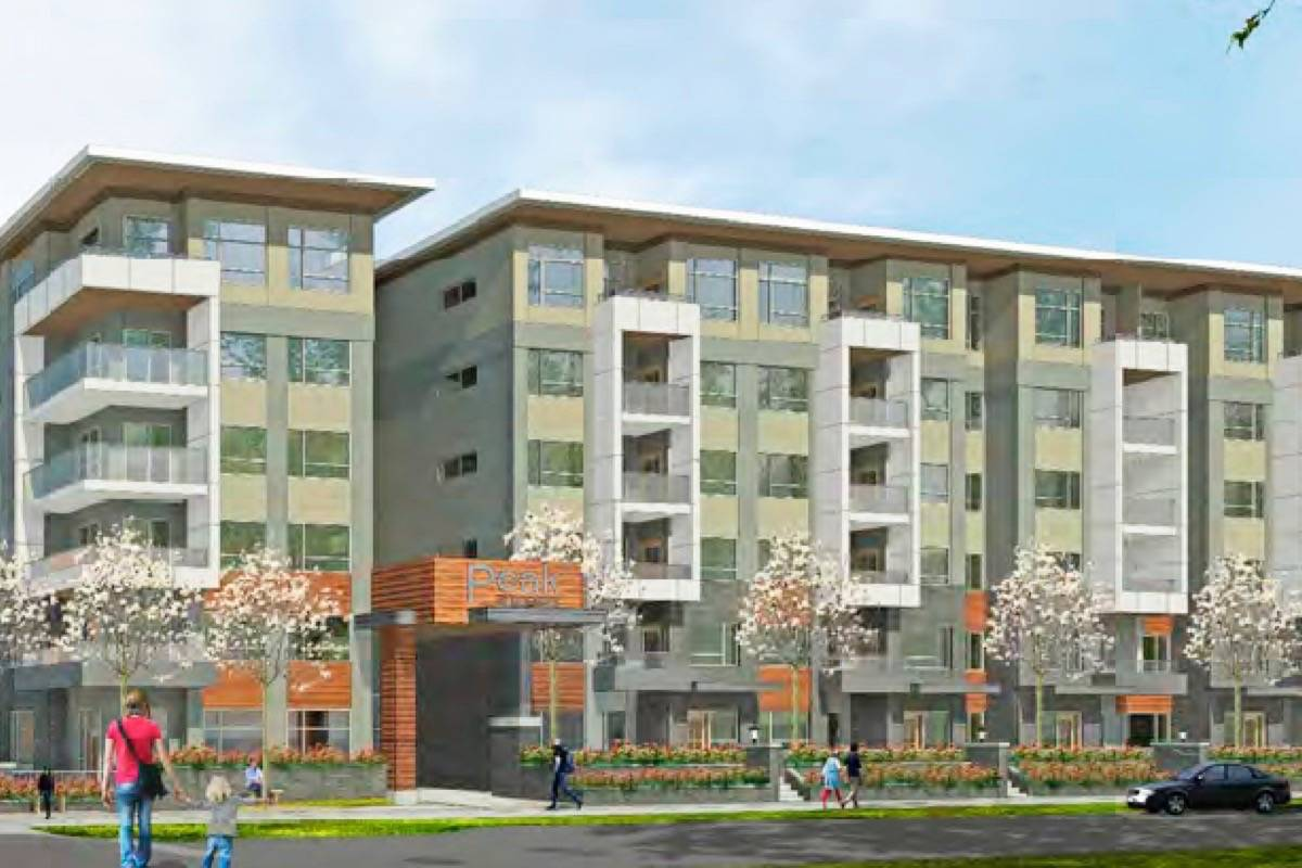 Surrey Resident Says Proposed Apartment Building Is A Monstrosity In Whalley Neighbourhood
