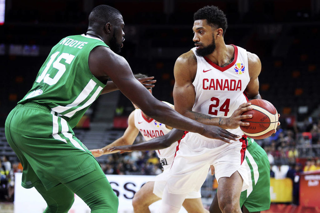 Canada earns its first World Cup victory in 17 years by