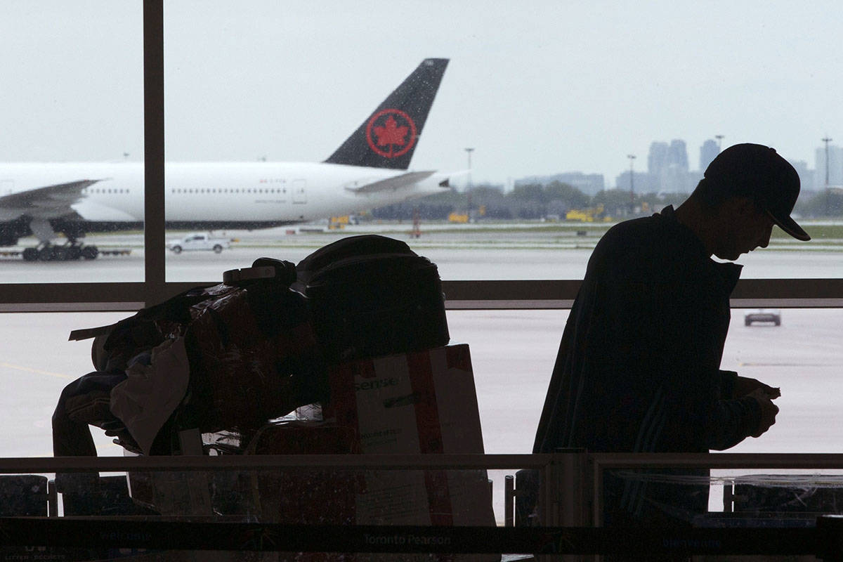 Air Canada Cancels Select Flights To China As Coronavirus Spreads North Delta Reporter