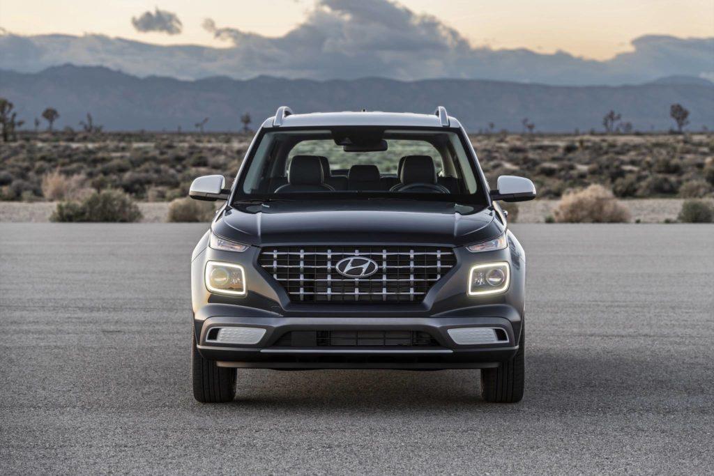 A look into the new 2020 Hyundai Venue