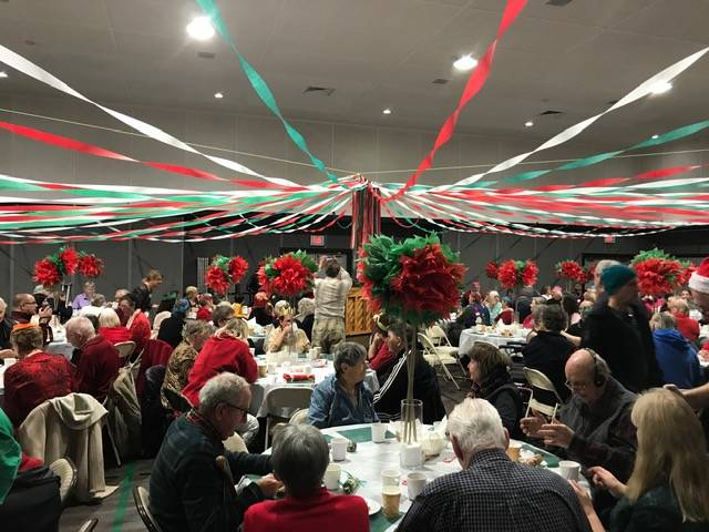 Christmas Day Dinner 2020 Annual Community Christmas dinner 'just not possible' this year