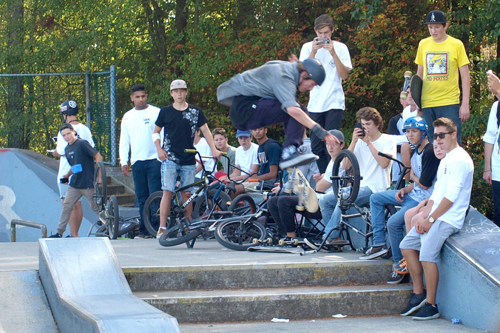 Skateboarding, BMX event aims to honour memory of slain South Surrey teen - North Delta Reporter