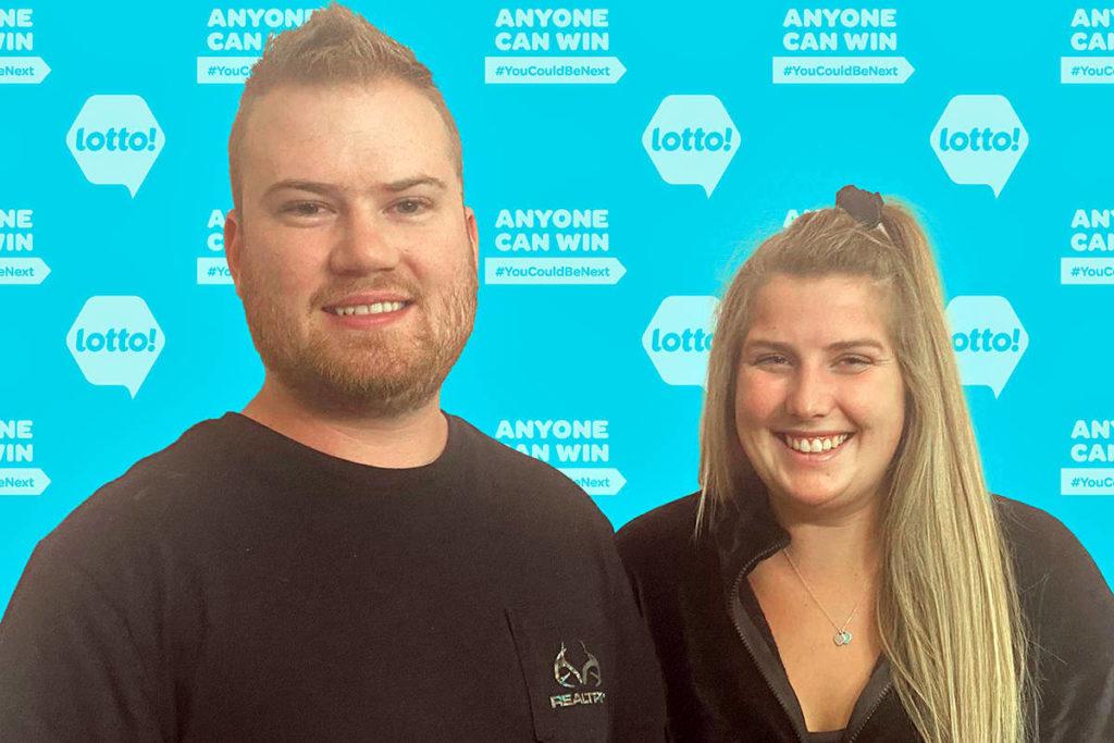Langley couple win $1 million - North Delta Reporter