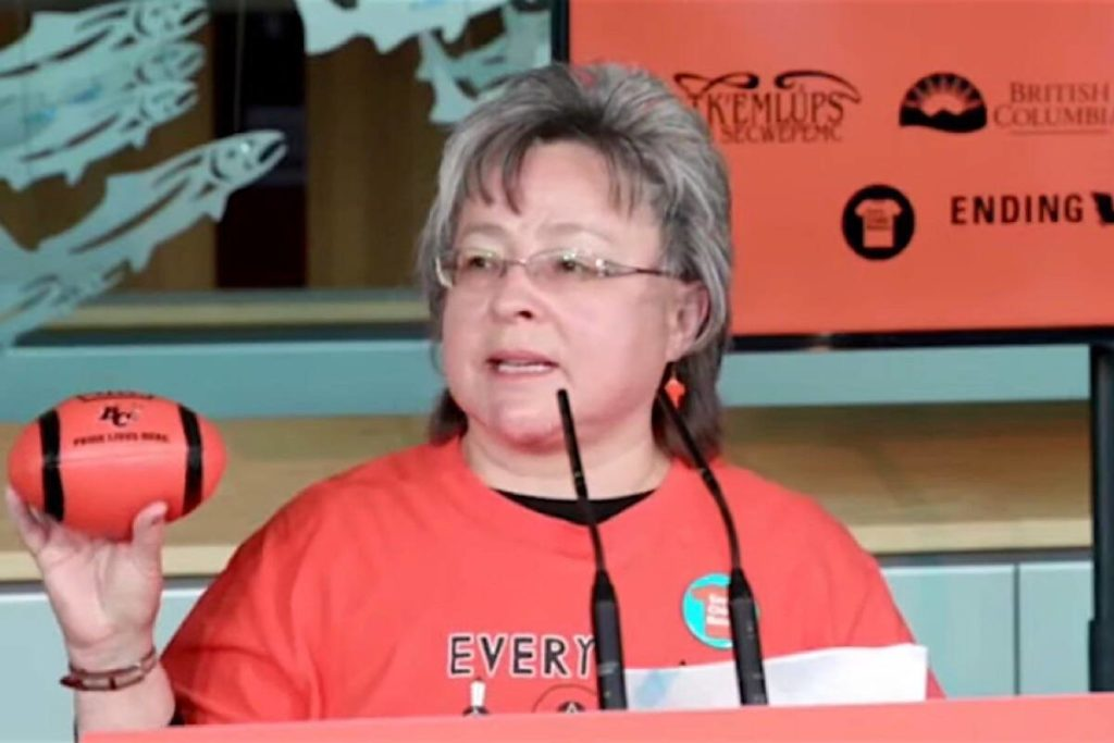 B.C. Lions join tribute to National Day for Truth and Reconciliation - North Delta Reporter