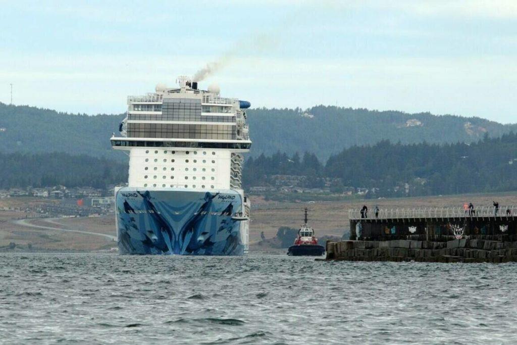 Alaska cruise ship bill would have 'devastating' economic impact: B.C. port official - North Delta Reporter