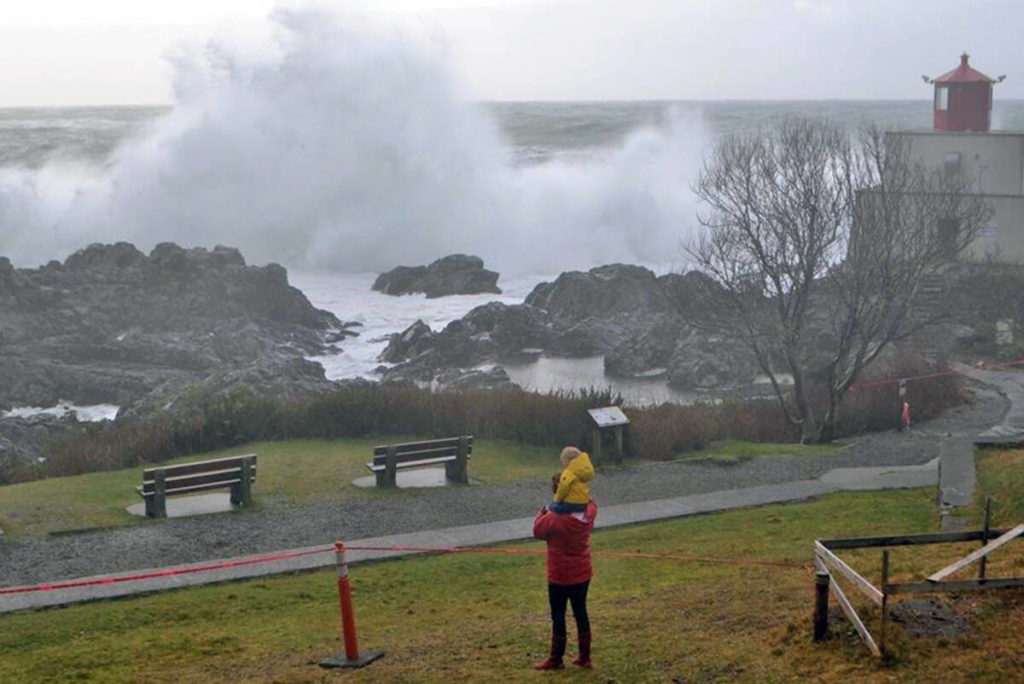 Storm warning: B.C. West Coast prepares as best it can for inevitable rough weather - North Delta Reporter